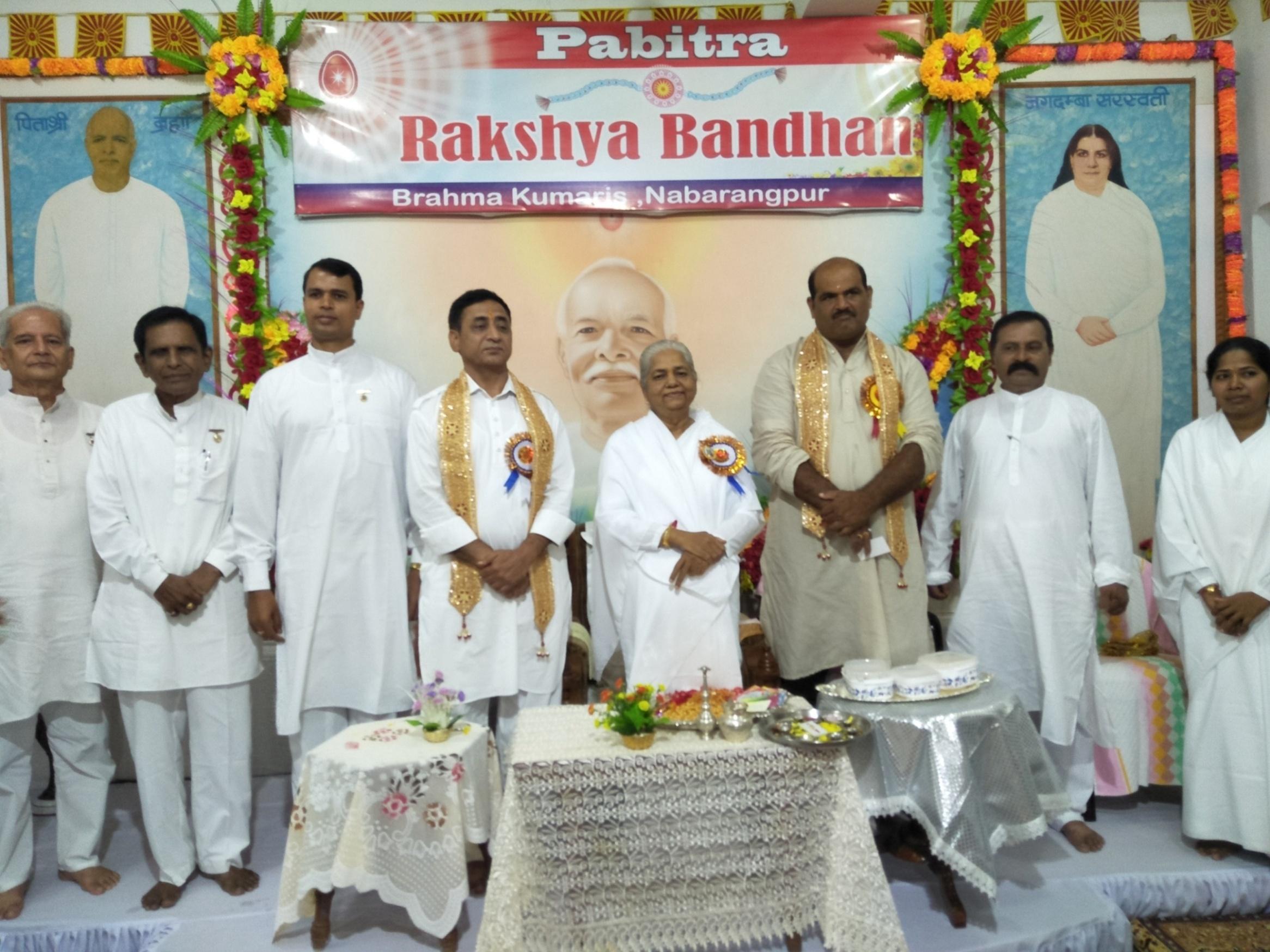 Rakshya Bandhan Nabarangpur